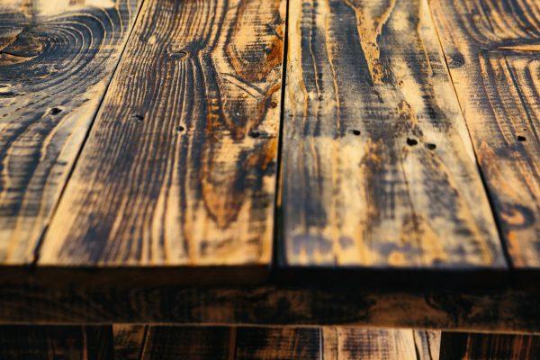 Gray Table